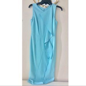 Blue Midi Dress 👗